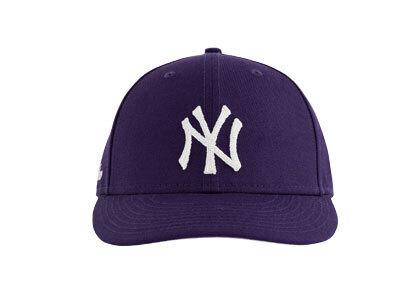 Aime Leon Dore x New Era Chain Stitch Yankees Hat Purpleの写真