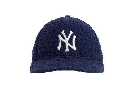 Aime Leon Dore New Era Casentino Wool Yankee Hat Navyの写真