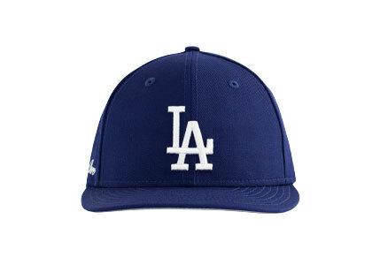 Aime Leon Dore x New Era Dodgers Hat Blueの写真
