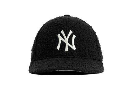 Aime Leon Dore New Era Casentino Wool Yankee Hat Blackの写真