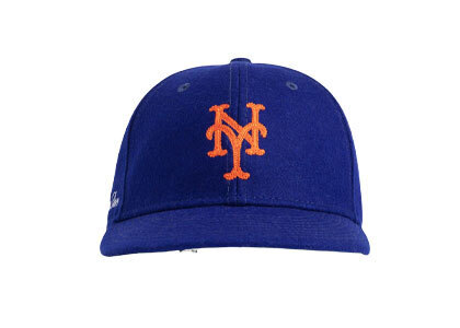 Aime Leon Dore New Era Wool Mets Hat Blueの写真