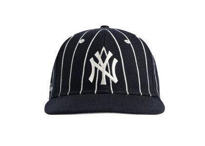 Aime Leon Dore New Era Wool Pinstripe Yankee Hat Navyの写真