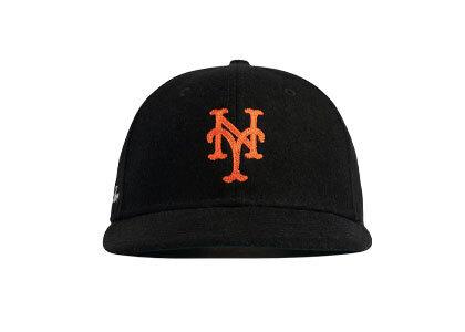 Aime Leon Dore New Era Wool Mets Hat Blackの写真
