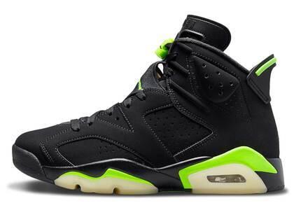 Nike Air Jordan 6 Retro Electric Greenの写真