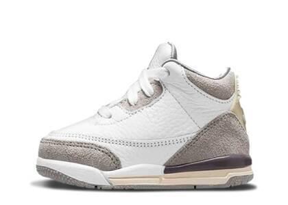 A Ma Maniere × Nike Air Jordan 3 Retro White TDの写真