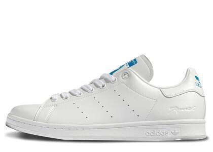 KYNE × adidas Originals Stan Sith Whiteの写真