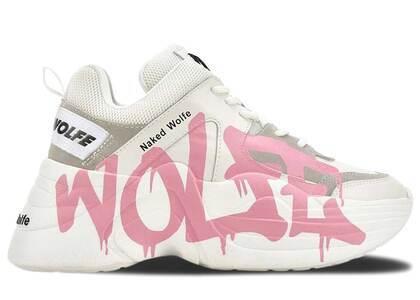 Naked Wolfe Track Logo Pinkの写真