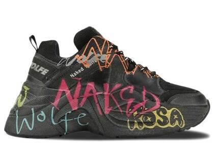 Naked Wolfe Track Black Graffitiの写真