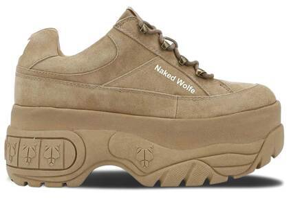 Naked Wolfe Sporty Taupe Suedeの写真
