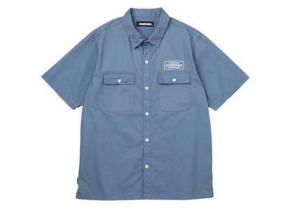 Neighborhood Classic Work / C-Shirt . SS Blue Grayの写真