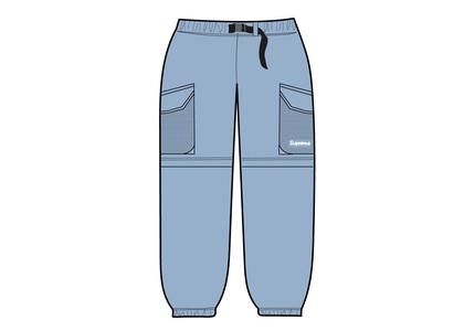 Supreme Mesh Pocket Belted Cargo Pant Blue (SS21)の写真