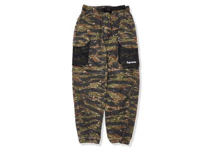 Supreme Mesh Pocket Belted Cargo Pant Camo (SS21)の写真