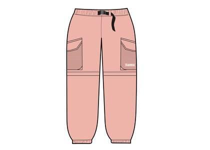 Supreme Mesh Pocket Belted Cargo Pant Pink (SS21)の写真