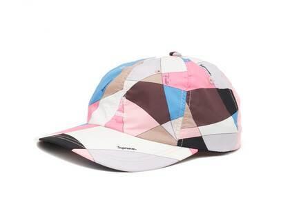 Supreme Emilio Pucci 6-Panel Pink (SS21)の写真
