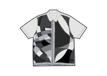 Supreme Emilio Pucci S/S Shirt Black (SS21)の写真