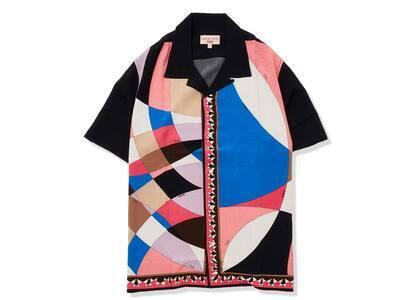 Supreme Emilio Pucci S/S Shirt Pink (SS21)の写真