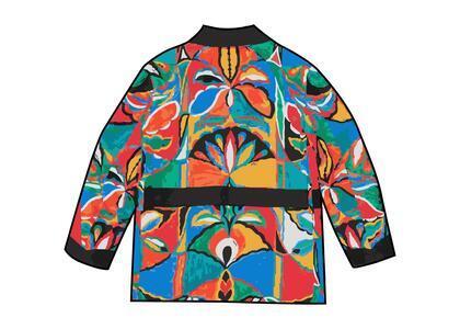 Supreme Emilio Pucci Silk Smoking Jacket Multi (SS21)の写真
