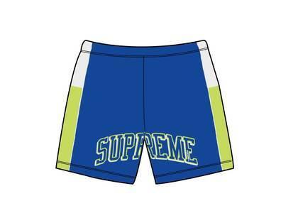 Supreme Terry Basketball Short Blue (SS21)の写真
