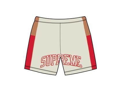 Supreme Terry Basketball Short White (SS21)の写真