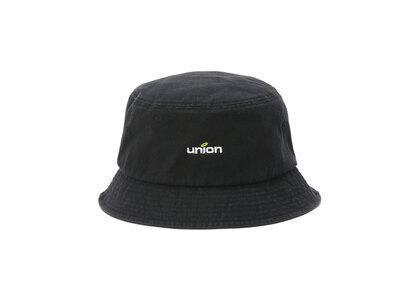 UNION LO Bucket Hat Blackの写真