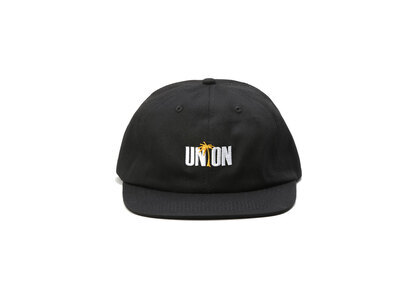 UNION Wha Gwaan Cap Blackの写真