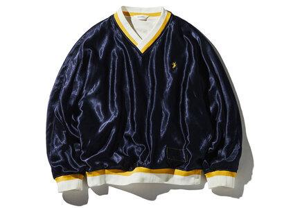 UNION Warm Up Jacket Navyの写真
