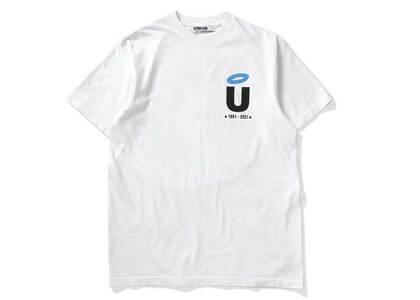 UNION Banner S/S Tee Whiteの写真