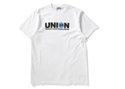 UNION Dolo S/S Tee Whiteの写真