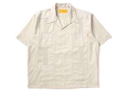 UNION Guyaberra S/SL Shirt Sand Beigeの写真