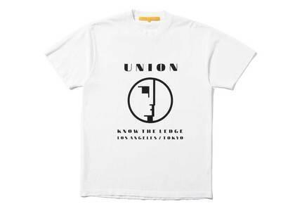 UNION KTL T-Shirt Whiteの写真