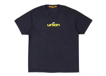 UNION LO SS Tee Nautica Blue/Yellowの写真
