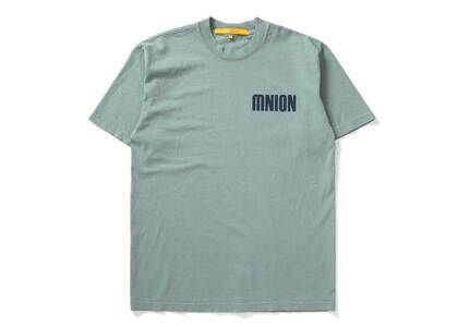 UNION Mnion Tee Atlantic Greenの写真