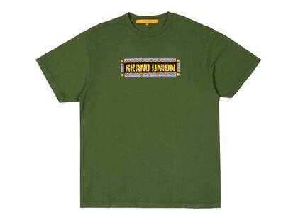 UNION One For All SS Tee Brewster Greenの写真
