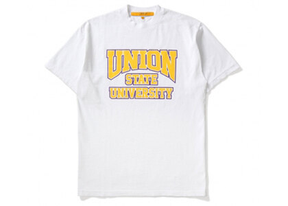 UNION State SS Tee Whiteの写真