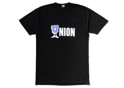 UNION U-Man Tee Black/Grape/Whiteの写真
