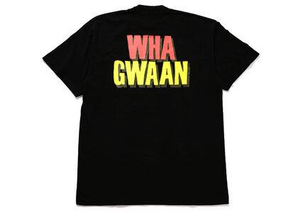UNION Wha Gwaan Tee Blackの写真