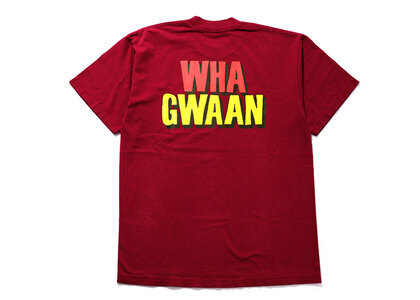 UNION Wha Gwaan Tee Rubyの写真