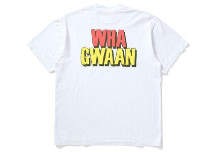 UNION Wha Gwaan Tee Whiteの写真