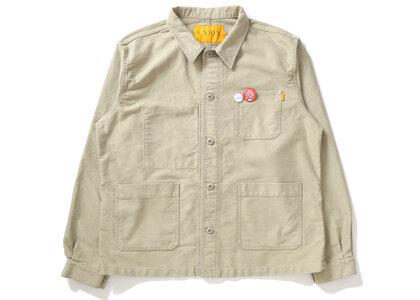 UNION Moleskin Chore Jacket Beigeの写真