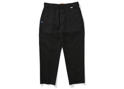 UNION Slim Straight Cut Off Pant Blackの写真