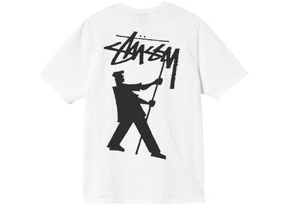 Stussy Painter Pig Dyed Tee Natural (SS21)の写真