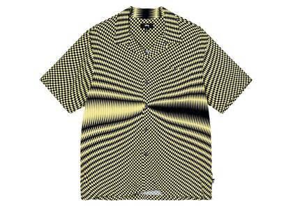 Stussy Psychedelic Check Shirt Black (SS21)の写真