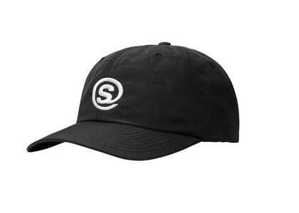 Stussy Washed Nylon Symbol Low Pro Black (SS21)の写真