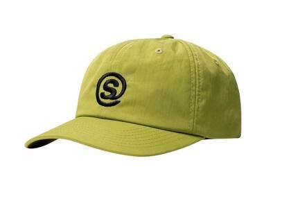 Stussy Washed Nylon Symbol Low Pro Green (SS21)の写真