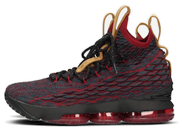 LeBron 15 New Heightsの写真