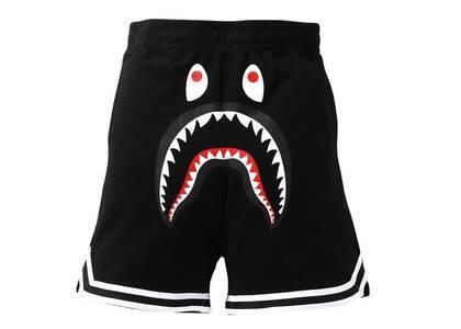 Bape Shark Basketball Sweat Shorts Black (SS21)の写真