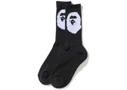 Bape Big Ape Head Socks Black (SS20)の写真