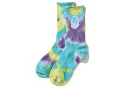 Bape Tie Dye Socks Multi (SS20)の写真