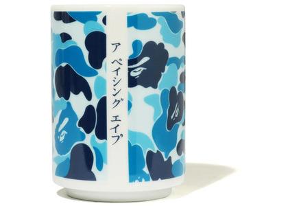 Bape ABC Camo Japanese Tea Cup Blue (SS20)の写真