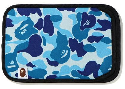 Bape ABC Camo Mini iPad Case Blue (SS20)の写真